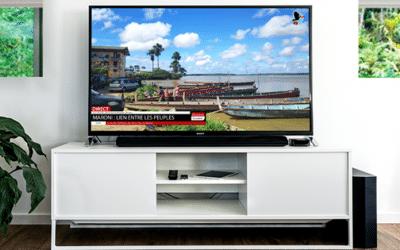 La télévision en Guyane